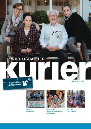 Wiedlisbacher Kurier 2/2017