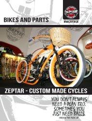 Zeptar - Custom Made Cycles