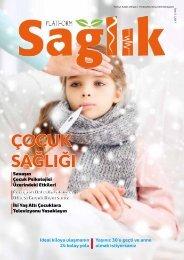 Sağlık Dergisi 5. sayı