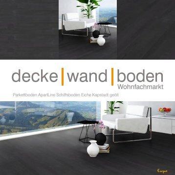 dwb Produktinformation Parkett Schiffsboden geölt Eiche Kapstadt AOS1720