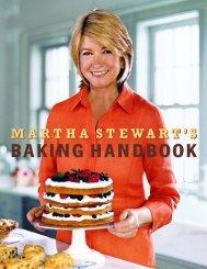 Martha Stewart - Baking Handbook