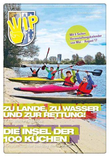 WIP Stadtteil-Magazin Nr.2/17
