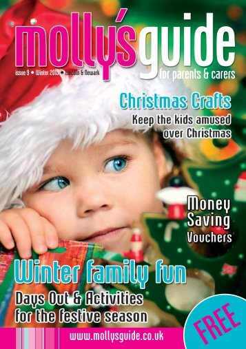 Mollys Guide - Issue 9 - Winter Edition 2013