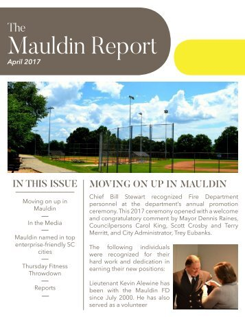 Mauldin April 2017 Report