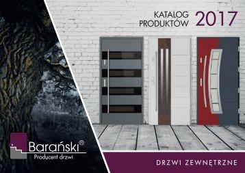 Baranski Katalog drzwi zewnetrzne 2017 wer9