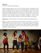 UWI Foreign Language Theatre Festival - Page 5