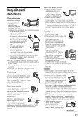 Sony KDL-15G2000 - KDL-15G2000 Istruzioni per l'uso Ceco - Page 7