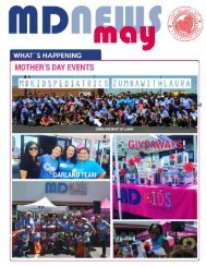 MD Newsletter May 2017