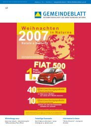 Gemeindeblatt | Dezember 2007 (.pdf | 2,43 MB) (0