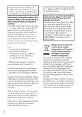 Sony CDX-GT574UI - CDX-GT574UI Mode d'emploi Serbe - Page 2