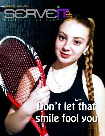 Serveitup Tennis Magazine #16