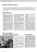 Slimnīcas Ziņas, jūnijs, 2009 - P. Stradiņa Klīniskā universitātes ... - Page 4