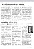 Slimnīcas Ziņas, jūnijs, 2009 - P. Stradiņa Klīniskā universitātes ... - Page 7
