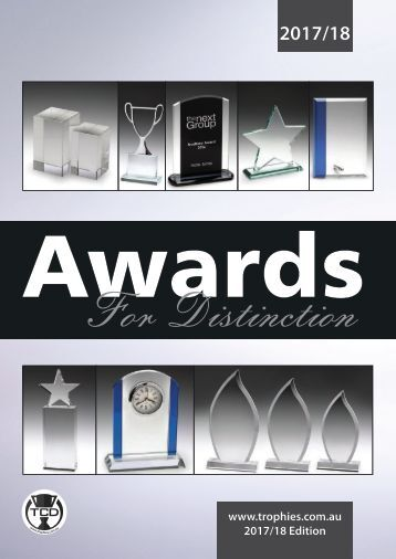 2017 Corporate Awards for Distinction