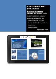 ebooks Technik-Nachschlagewerke (Neuerscheinung Neuveroeffentlichung Buchvorstellung 2017