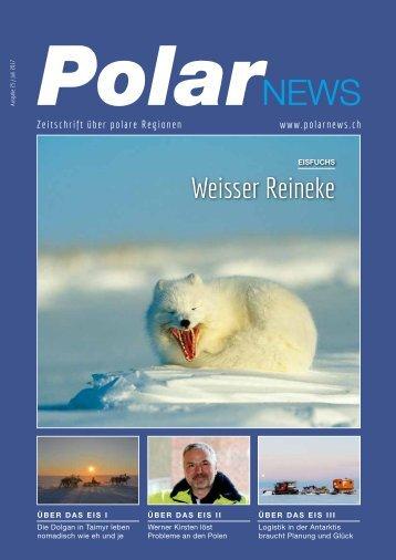 PolarNEWS Magazin - 25 - CH