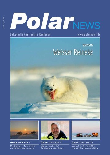 PolarNEWS Magazin - 25 - D