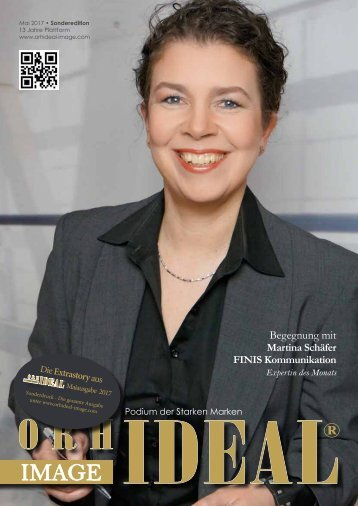 Martina Schäfer Extrastory Mai 2017