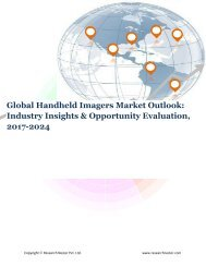Global Handheld Imagers Market (2017-2024)- Research Nester