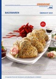 Steidinger Gastro Service – Backwaren
