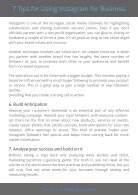 7 Tips for using Instagram for business - Page 5