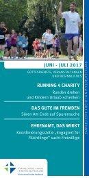 Programm des Evang. Kirchenkreises Halle-Saalkreis für Juni und Juli 2017