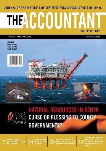 The accountant January - February 2016