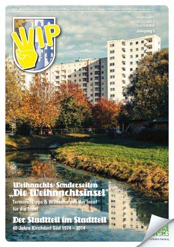 WIP Stadtteil-Magazin Nr. 3/14