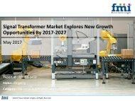 Signal Transformer Market