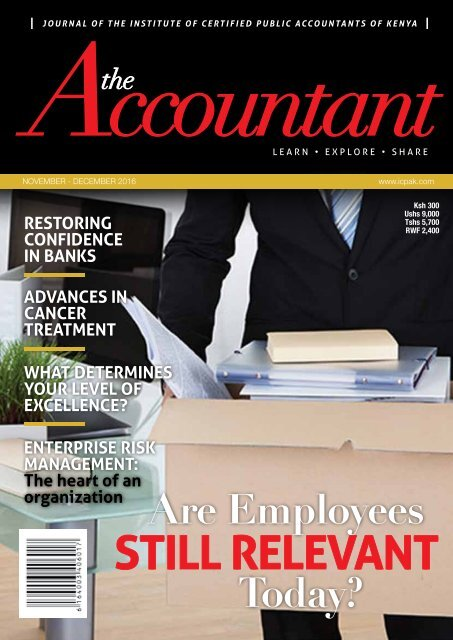 The Accountant Nov-Dec 2016