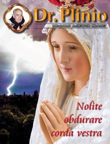 Revista Dr. Plinio 230