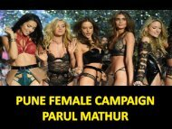 Ready to meet hottet females in Pune