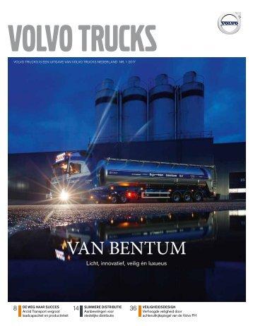 Volvo Trucks magazine editie 1-2017