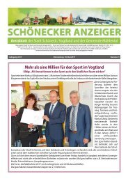 Schönecker Anzeiger Mai 2017