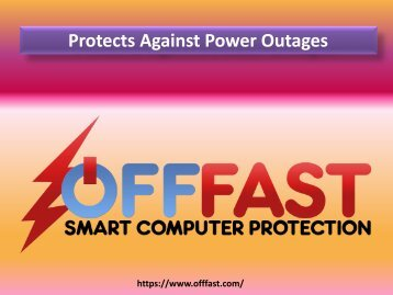 Protects Against Power Outages - Off Fast (1)