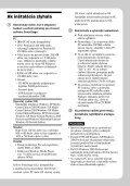 Sony NW-HD3 - NW-HD3 Istruzioni per l'uso Slovacco - Page 5