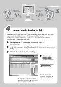 Sony NW-HD3 - NW-HD3 Istruzioni per l'uso Slovacco - Page 6