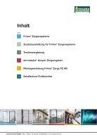 Baubeschlaege - fri-line - Zargensysteme - Seite 2