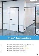 Baubeschlaege - fri-line - Zargensysteme - Seite 3