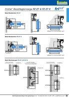 Baubeschlaege - fri-line - Zargensysteme - Seite 7