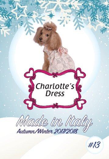 CATALOGUE AI 2017 18 CHARLOTTE'S DRESS
