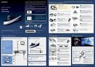 Sony HMZ-T1 - HMZ-T1 Guide de mise en route Français