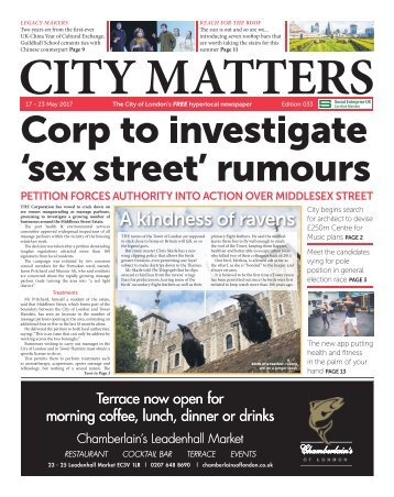 City Matters Edition 033