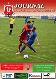 Heft 14 FFC - FC Neustadt
