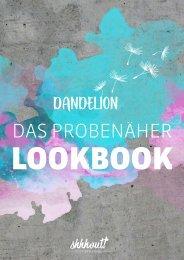 shhhout DANDELION Lookbook