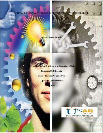 Revista Procesos Cognoscitivos