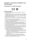 Sony VPCSB4N9E - VPCSB4N9E Documents de garantie Allemand - Page 5
