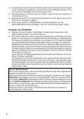 Sony VPCSB4N9E - VPCSB4N9E Documents de garantie Allemand - Page 6