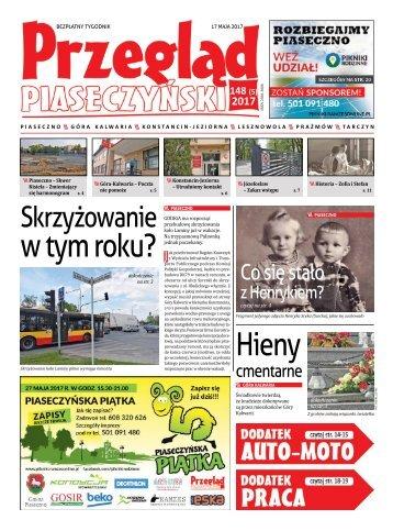 Przegląd Piaseczyński, Wydanie 148
