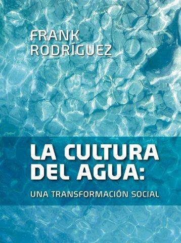Libro-Cultura del Agua-Una transformación social